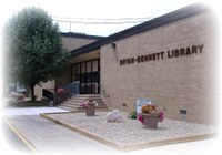 Exterior Library
