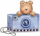 Bear with Camera