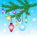 Pine Tree Ornaments