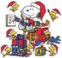 Snoopy & Elves